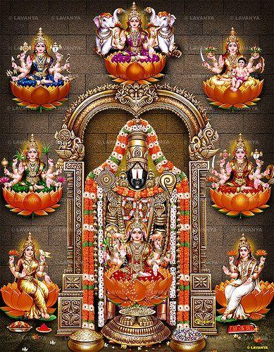Album No. - 43 Balaji Astalakshmi | Flickr - Photo Sharing!