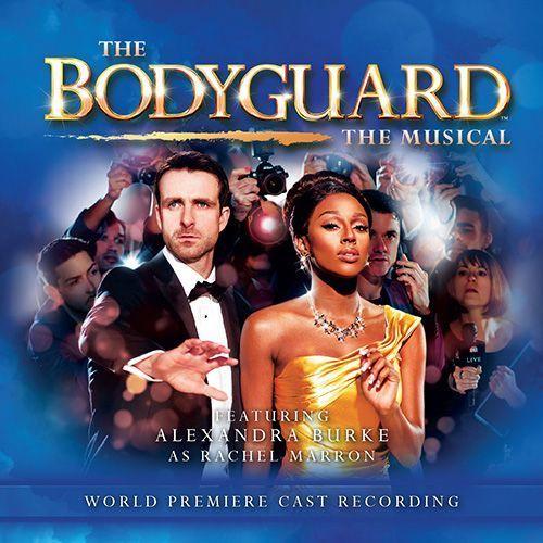 The Bodyguard [Original London Cast Recording] [CD]