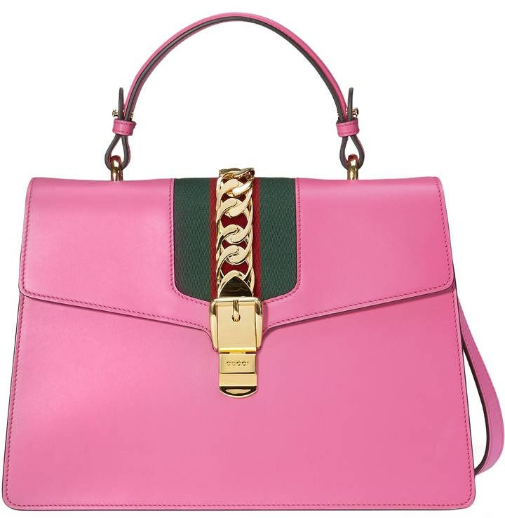 Gucci is pretty in pink this season.