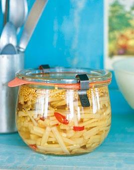 Kandierter Meerrettich - Rezepte - [LIVING AT HOME]  mmmmmmmmm!!!!