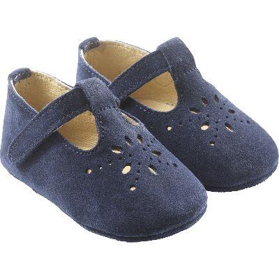 Chaussures bébé cuir souple - chaussures cuir souple - chaussures souples bébé - chaussures en cuir souple - Tichoups.