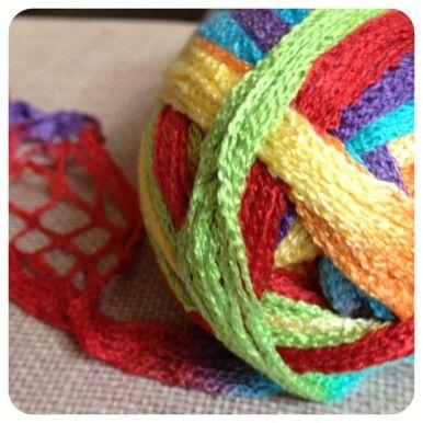 Premier Yarns Starbella Crochet How To Crochet