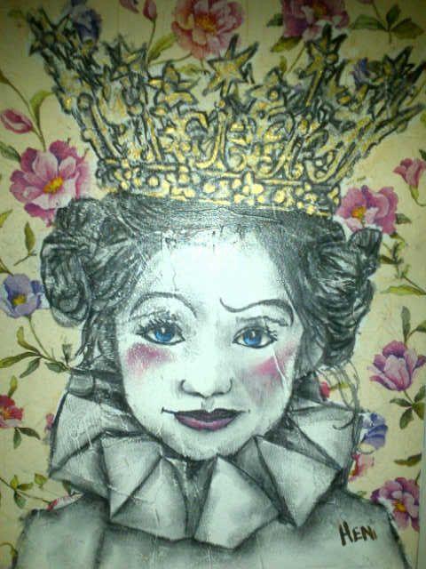 child like empress....