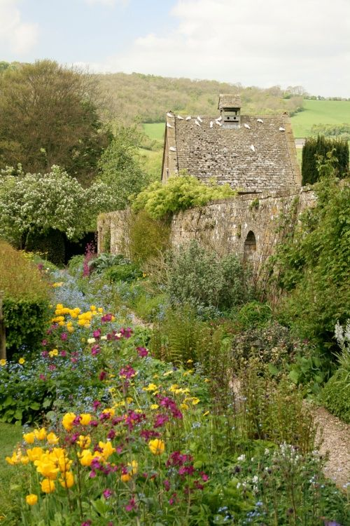 Snowshill Manor, Cotswolds, Gloucestershire, England by Adie Ray