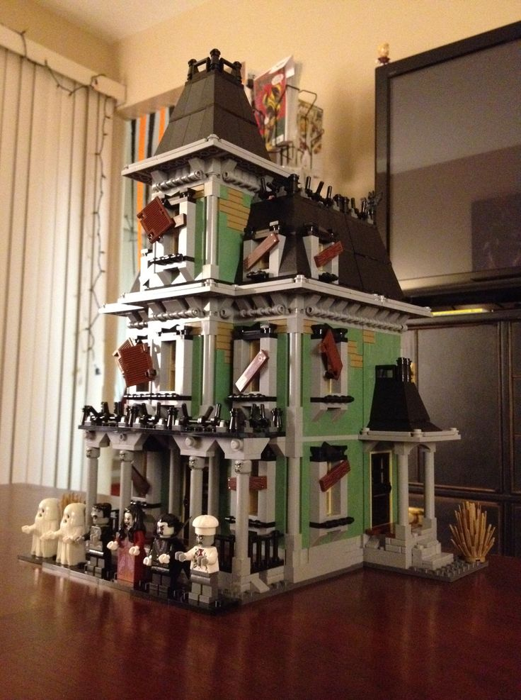 Haunted House Decoration October 16 2012 Decorating For