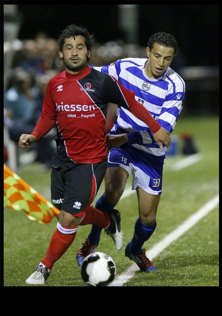 Ruben Koorndijk schitterende voetballer  tegen Helmond sport deze jongen hoort in de eredivisie