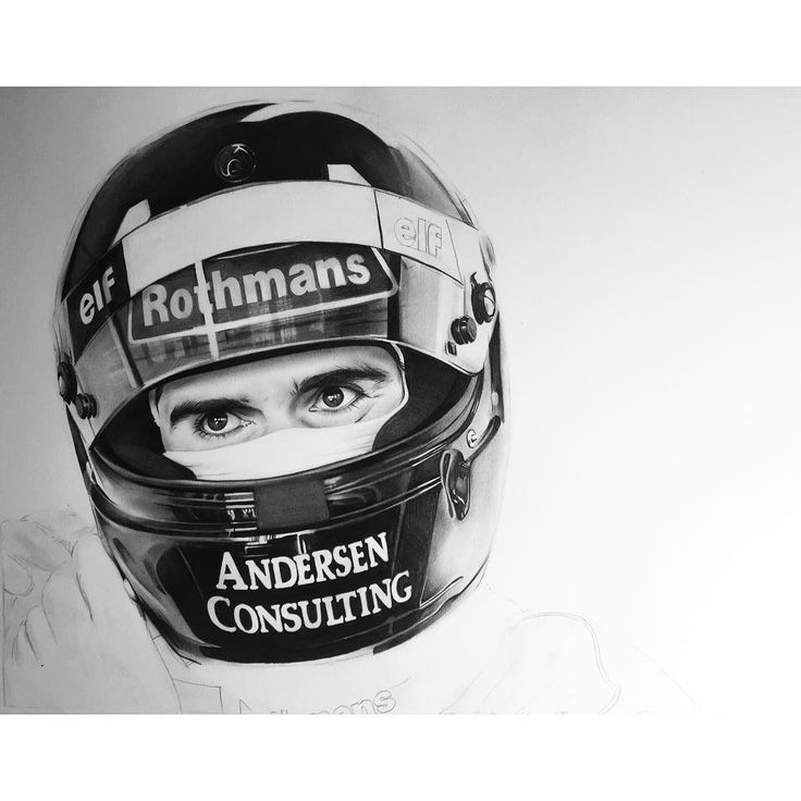 #mulpix Last update for today, further progress on my portrait of 1996 F1 World Champion Damon Hill  #art  #artistskent  #drawing  #pencil  #portrait  #damonhill  #f1  #formulaone  #williams  #renault