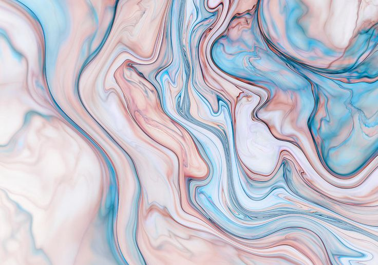 Tenderness In Marble Digital Art by Oksana Ariskina #OksanaAriskina #OksanaAriskinaFineArtPhotography #Artworks #FineArtPhotography #HomeDecor #FineArtPrints #FineArtAbstract #Fractal #Abstract #ArtForSale #Marble #Blue #Pink #Wave #Geology #Liquid