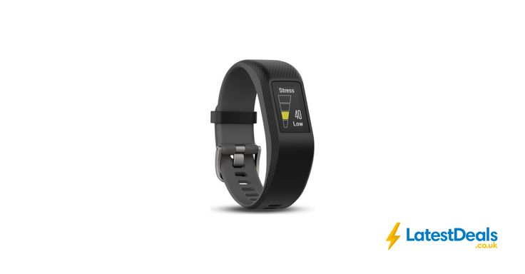 GARMIN Vivosport - Slate, Small/Medium Free Delivery, £159.99 at Currys PC World