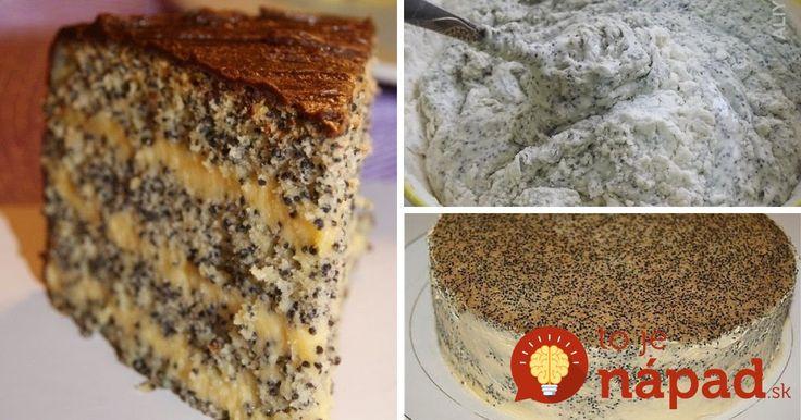 Vynikajúci dezert z ukrajinskej kuchyne, ktorý si určite získa aj vás. Lahodné makové cesto a mliečny krém tvoria dokonalú harmóniu chuti. Ochutnajte, určite nebudete ľutovať.