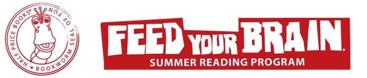 Half Price Books Summer Reading Program: FREE $5 Gift Card for Kids