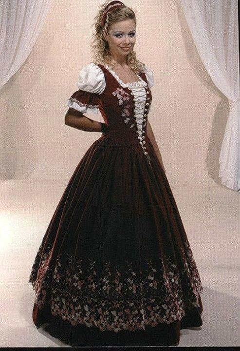 Magyar hölgy