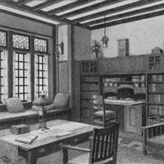 1410 best bungalow vintage images on pinterest bungalow for Stickley house plans