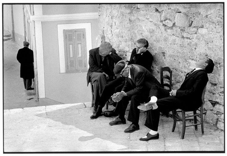 Όλυμπος Καρπάθου. Μετά το πανηγύρι (1966)