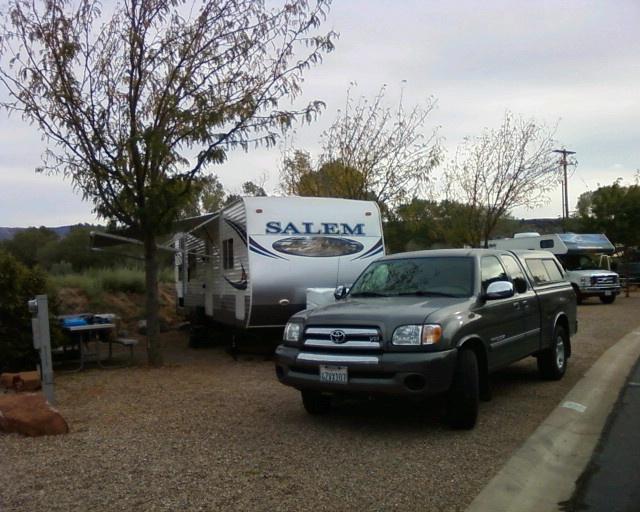 Zion River Resort RV Campground