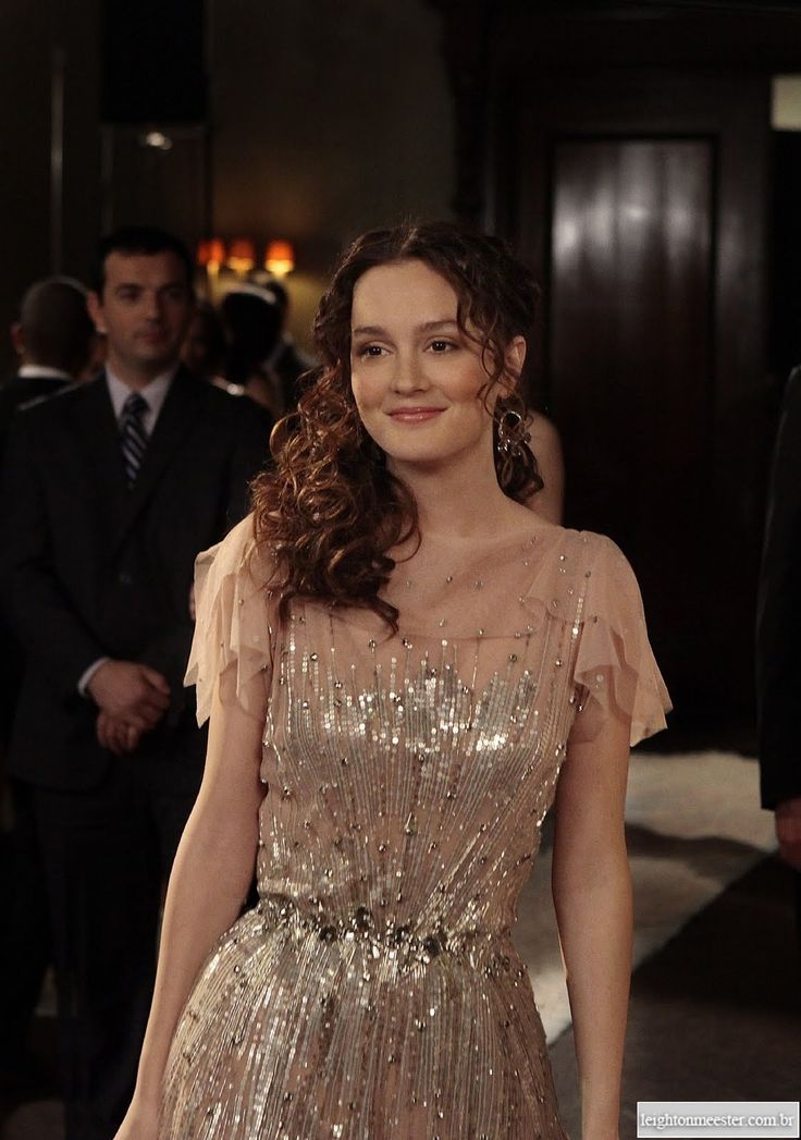 Blair Waldorf -- absolutely gorgeous. I will always love this dress!