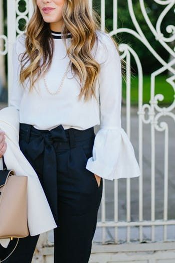 The Best Business Casual Outfits for Women #purewow #fashion #work #outfit ideas…