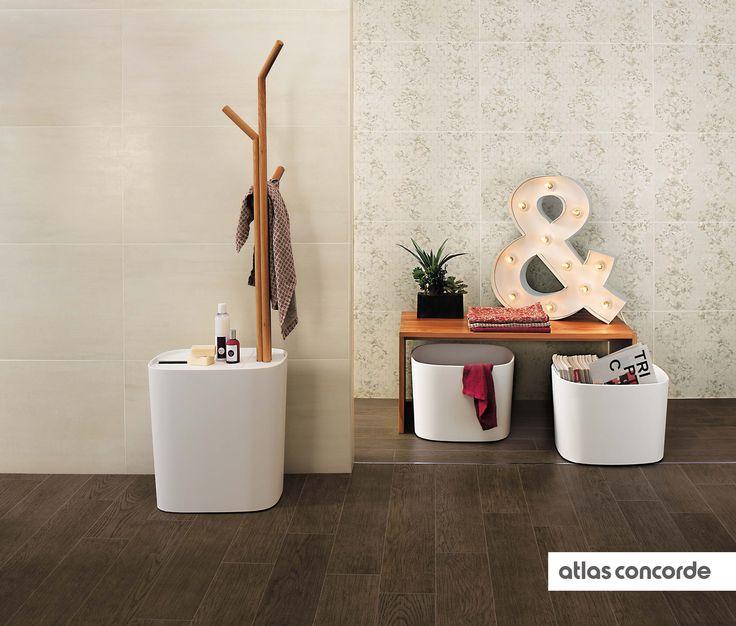 #BORD nutmeg | #ARTY milk, malt | #AtlasConcorde | #Tiles | #Ceramic | #PorcelainTiles