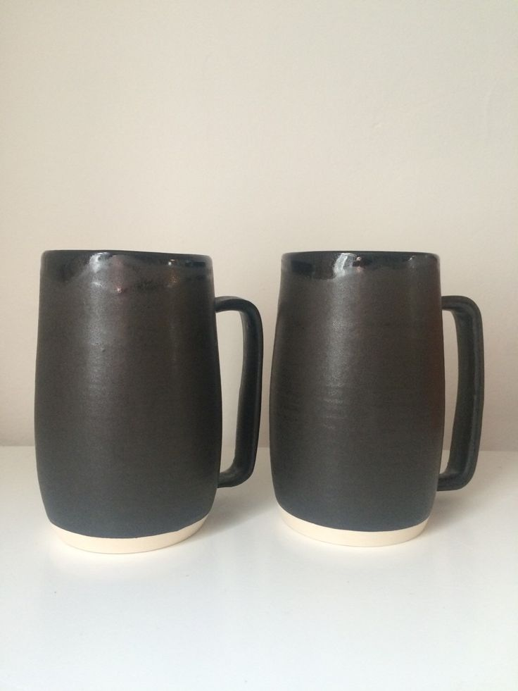 A personal favorite from my Etsy shop https://www.etsy.com/ca/listing/251461975/tall-slender-mug