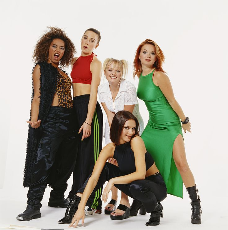 Zig-a-zig-ah. How To Dress Like Your Favorite Spice Girls In Honor Of Spice World's 20th Anniversary - The Zoe Report