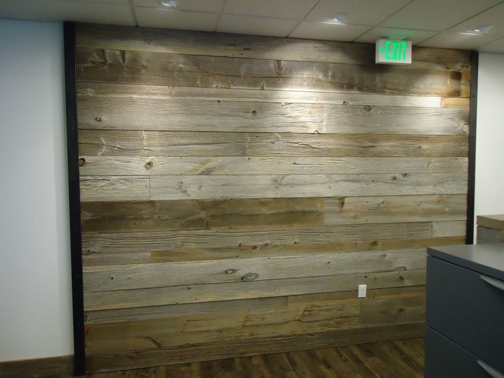 how to get a wood to look like barnwood