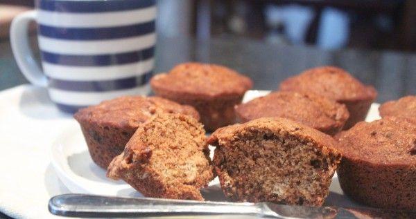 Date & Cinnamon Muffins | Brenda Janschek