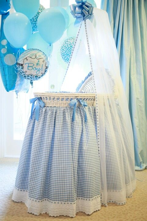 Bassinet Prince And Bedding On Pinterest