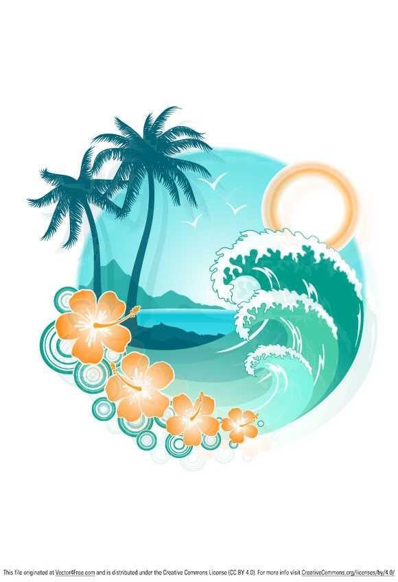 Island Landscapes - FREE