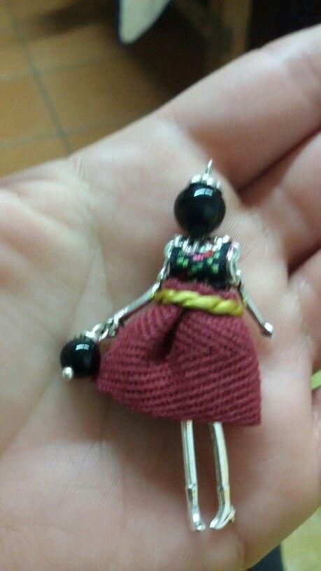 Mini bambolina