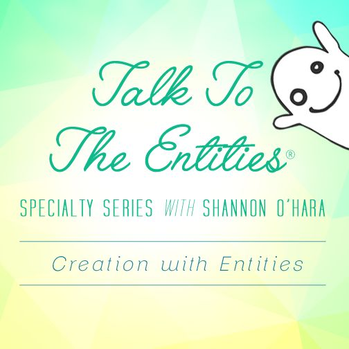 Did you know you can create with entities? Are you aware that your business is a separate entity to you? Weird, right, however true! What if you were willing to receive the contribution they be to you, your business, your life, living and reality? #TTTE #Creation #Entities #ShannonOHara