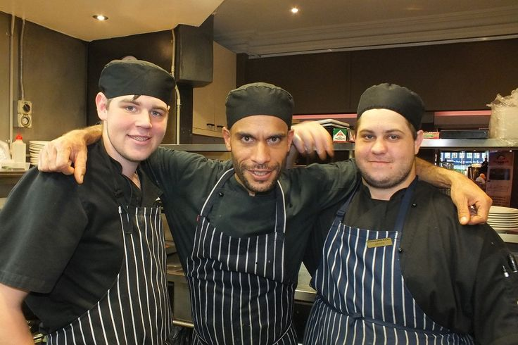 Some of our chefs.