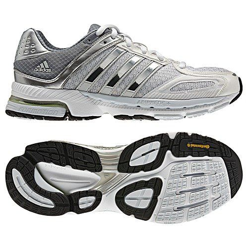 Adidas Supernova Sequence 5 Men`s Shoes - Running White / Met. Silver (