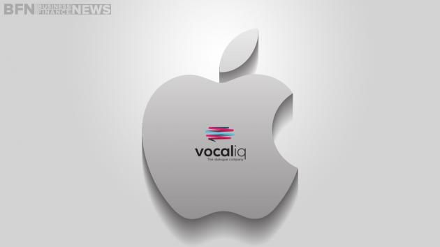 Apple Inc. (NASDAQ:AAPL) has acquired UK based artificial intelligence startup, VocalIQ, to bolster Siri's conversation skills.