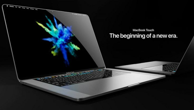 Stunning MacBook Touch: concept shows off the hybrid machine Apple will never make