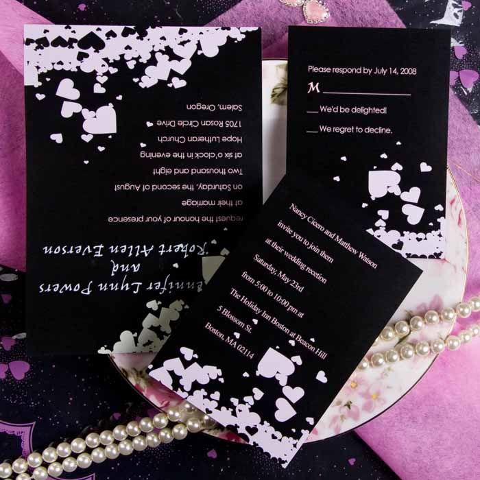 114 best Simple Wedding Invitations images on Pinterest | Easy ...