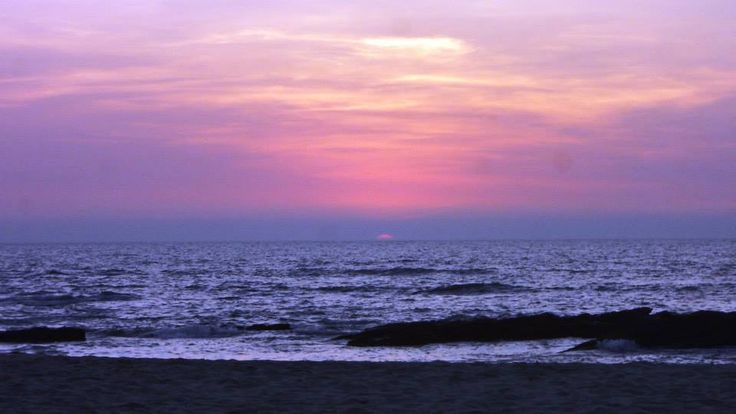 Sunset at Vagator