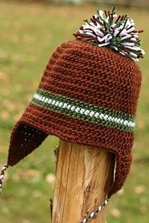 Toddler Beanie hat free #crochet pattern