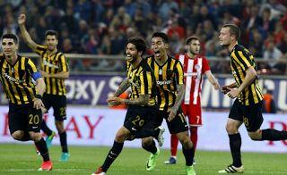 Αuto  Planet Stars: Κύπελλο Ελλάδας: Προβάδισμα πρόκρισης η ΑΕΚ με «δι...