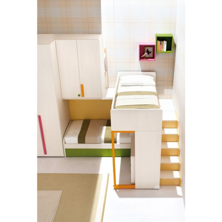 Favoloso Oltre 25 fantastiche idee su Camera da letto a soppalco su  HZ32