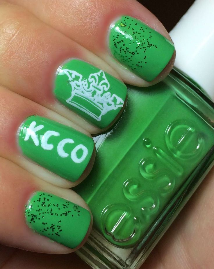 Nails by an OPI Addict:  KCCO Nails