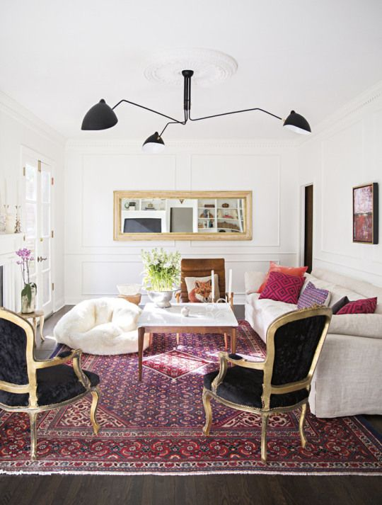 8 Ways To Decorate With Marsala: Pantone Color of the Year 2015 (via Bloglovin.com )