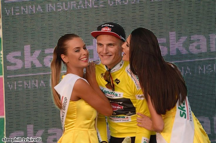 2015 tour-de-pologne photos stage-03:  He's popular with the women