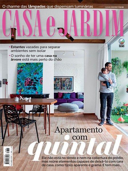 Entrevista CASA E JARDIM DE OUTUBRO (EDIÇÃO 705)