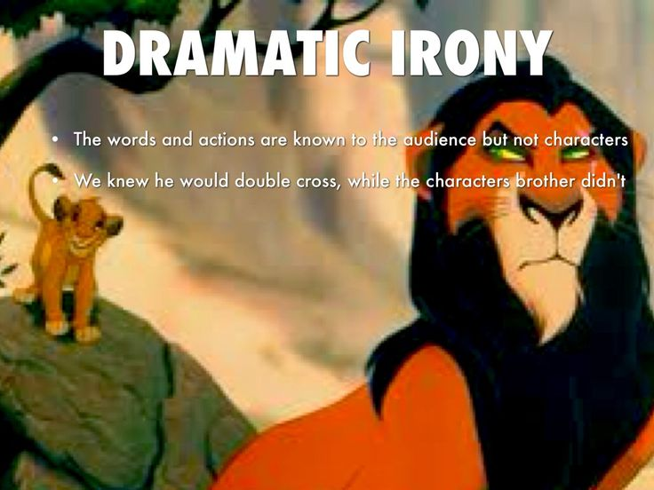 dramatic irony Free essay: effective dramatic irony in oedipus the king, sophocles creates  rising action by asking dramatic questions throughout the play these questions.