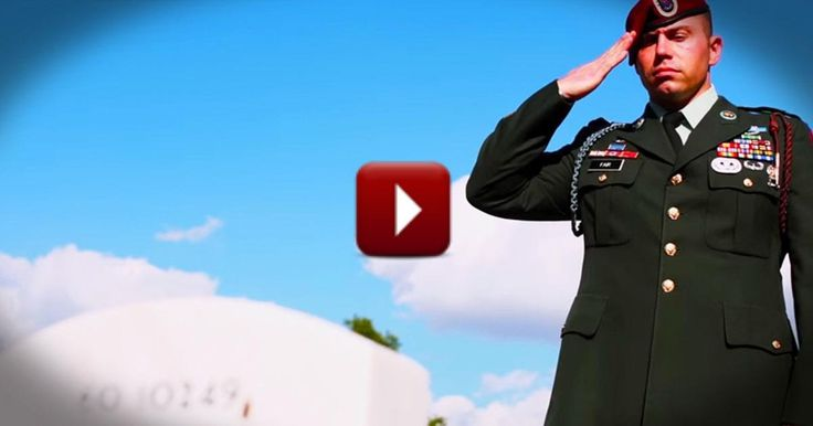 Gut-Wrenching 'Fallen Soldier' Song Will Give You Chills - Keeping fallen soldiers and their families in my prayers; God bless you for your service