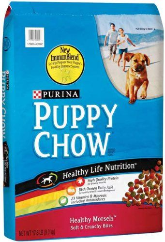 Purina Puppy Chow Healthy Morsels Formula >> Trust me, this is great! Click the image. : Dog Food