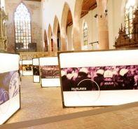 Messi statt Messe - Fussball und Religion im Museum in Basel - www.jesus.ch