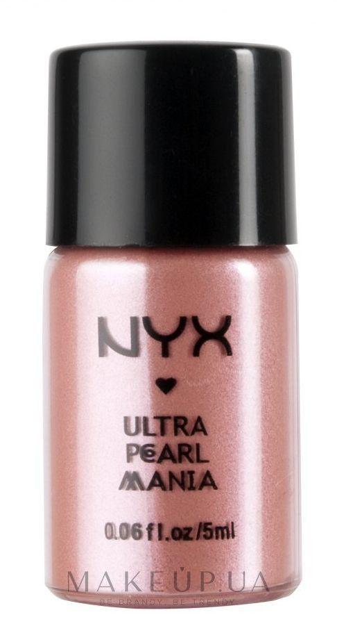 Nyx Ultra Pearl Mania (Loose Pearl Shadow) это не просто тени. Это тени-пигменты, что означает, что область их применения практически безгранична.   С их помощью можно создать яркий, дневной, вечерний, офисный... любой макияж. А главное, макияж очень стойкий. Оттенки прекрасно тушуются и смешиваются между собой, создавая плавные переходы и переливы.  Розовые и красные оттенки можно с легкостью...