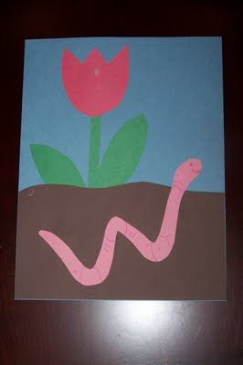 There Is A Cute Craft Picture To Create For Each Letter At This Site