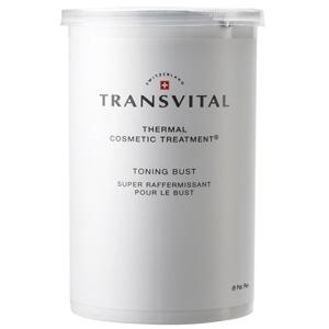 """Transvital, Thermal Cosmetic Treatment, Tonic Bust (Cena: 99 zł, 75 ml) - kosmetyk zawiera aktywne błoto z """"efektem chłodzenia"""", dzięki któremu wspomaga proces ujędrniania tkanki piersi i klatki piersiowej. http://www.transvital.ch"""
